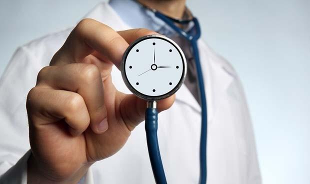 Tiempo de un médico
